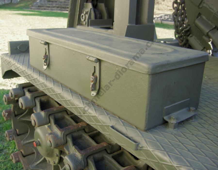 Rychloběžný zákopový stroj BTM-3
